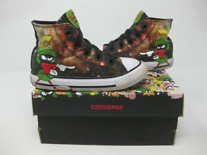 CONVERSE LOONEY TUNES MARVIN THE MARTIAN INFANT TODDLER SIZE 7 758885C