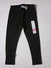 New $16.00 JUMPING BEANS Quality Long Leggings - Black    Size:  4