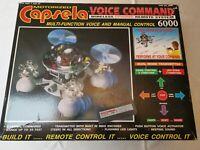 CAPSELA SERIES 6000 VOICE MOTORIZED REMOTE SYSTEM