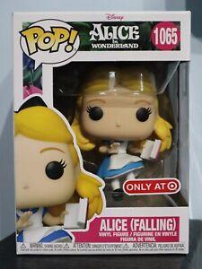 Funko Pop! - ALICE (FALLING) 1065 - Disney Alice In Wonderland - Target Exc [2]