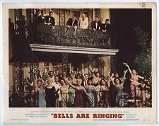 Rare Original VTG 1960 Dean Martin Bells Are Ringing 11x14 MGM Movie Lobby Card