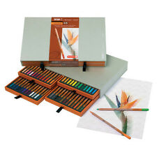 ROYAL TALENS NORTH AMERIC RT8805H48  BRUYNZEEL COLOUR BOX 48 COLORED PENCIL SET