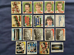 Merlin's Uefa Euro 1996 Football Stickers - Choose the one you need!