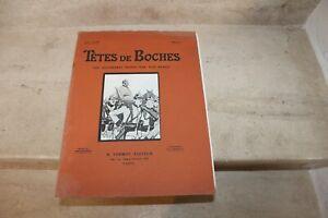 Tetes de Boches, les Allemands peints par eux-memes, Album 2