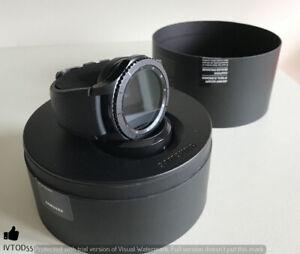 Samsung Galaxy Gear S3 Frontier Smart Watch SM-R760 Bluetooth+WiFi 46mm Gray