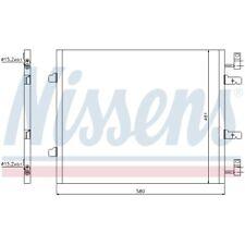 Climat Condensateur Condensateur Pour Climatisation Climat Refroidisseur Opel Signum NEUF