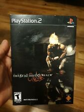 Twisted Metal Black Online - PlayStation 2 PS2 Video Game - Rare