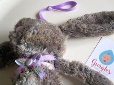 Jellycat toy harness bashful bunny saver strap, leash, harness - Medium