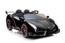 Kinderfahrzeug  Elektro Auto Lamborghini Veneno 12V10AH  4x Motor 2 Sitzer MP3