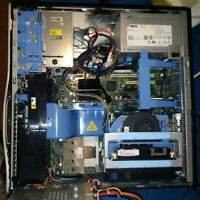 WORKSTATION DELL T5500 2X X5670 12C 3.33GHz 36GBddr3 HDD 2TB Seagate S.V. NVIDIA