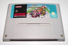 Super Mario Kart Super Nintendo SNES PAL