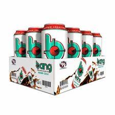 Bang® Energy Drinks 12 Pack Miami Cola