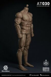 Worldbox AT030 1/6 Scale Bodybuilder Strong Man Male Figure Model Doll