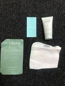 Liz Earle Cleanse And Polish 30ml Plus Cotton Cloth (slight Mark - Never Used)