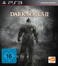 Sony PS3 Dark Souls 2 II USK16 deutsch NEU/OVP in Folie online deutsch + DLC