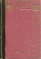 The Book of Wonder-Lord Dunsany-1st US Edition-S.H. Sime Illustrations