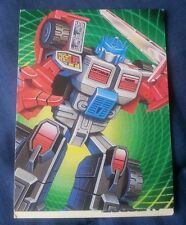 TRANSFORMERS G2 LASER ROD OPTIMUS PRIME TECH SPEC ONLY 1993 FREE S/H
