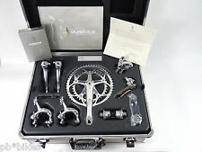 Dura Ace 25th Anniversary Group #4624 Shimano 9 speed Vintage Bike 172.5 NOS