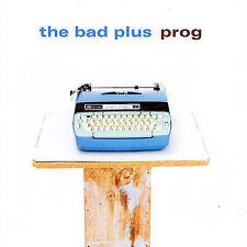 BAD PLUS,THE-PROG  CD NEW