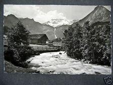 Switzerland~ADELBODEN~Engstligen~ BODEN ~RPPC