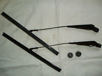 LAND ROVER SERIES 2A/3 wiper arms/ Blades and spindle Set (PRC2621/0, STC987)