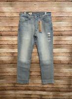 Levis Mens 511 Slim Fit Blue Stone Stretch Denim Jeans Multiple Sizes New NWT