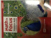 Math in Focus: Singapore Math Enrichment Course 1 by Houghton Mifflin Harcourt