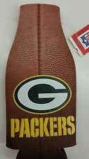 Nfl Green Bay Packers Bottle Cooler, Coozie, Koozie, Coolie, New (Football)
