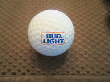 LOGO GOLF BALL-BUD LIGHT......BEER.....OLDER LOGO
