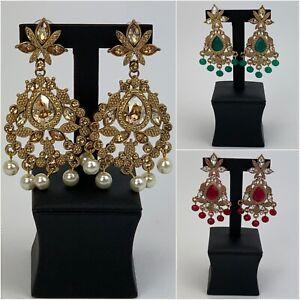Kyles Collection Swarovski Elements Earrings For Women
