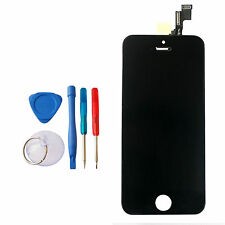 BN BLACK IPHONE 5S TOUCH SCREEN DISPLAY DIGITISER WITH TOOLS FOR MODEL A1530