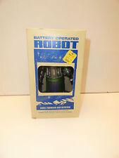 1971 IDEAL ZEROID ZOGG ROBOT IN BOX KRESGE ZEROIDS