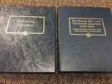 1999-2009 COMPLETE CLAD SET Statehood Quarters ALL BU & PROOF P-D-S *168 COINS*