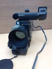 Sony CCD-V110 Vintage Video Camera Video8 Pro WORKS GREAT
