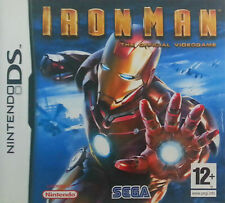 Iron Man: The Official Videogame (Nintendo DS, 2008) - European Version