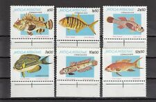 TIMBRE STAMP  6 MOZAMBIQUE  Y&T#700-05 POISSON FISH NEUF**/MNH-MINT 1979 ~B10