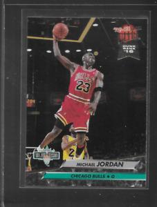 1992-93 FLEER ULTRA # 216 MICHAEL JORDAN DUNK RANK   16 NICE CARD