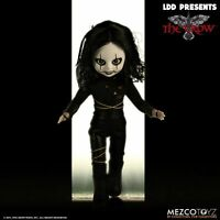 "Mezco Living Dead Dolls The Crow 10"" Doll,PRE-ORDER; READ DESCRIPTION"
