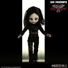 "Mezco Living Dead Dolls The Crow 10"" Doll,PRE-ORDER; READ DESCRIPTION"