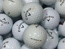 48 Callaway iS iZ iX i Mix AAA Used Golf Balls Free Tees