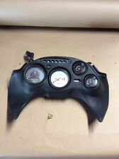 00 TRIUMPH SPRINT T955I T 955 I GAUGE ASSEMBLY WITH FAIRING COWL OEM