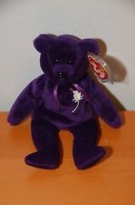 Beanie Baby Princess Diana 1997 P.E. Pellets Hand Made in China Space No stamp
