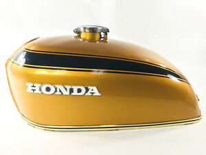 HONDA CB750K FUEL TANK ORIGINAL PAINT GAS TANK