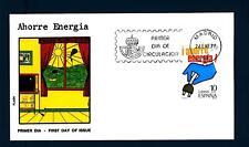 SPAIN - SPAGNA - 1979 - Economia dell'energia - (B)
