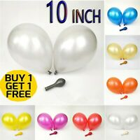 30 X Latex PLAIN BALOON BALLONS helium BALLOONS Quality Party Wedding Birthday