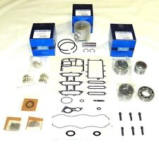 Mercury 75-115 Hp 1.5L 3cyl DFI Optimax Rebuild Kit 700-879858 - .010- 100-27-11