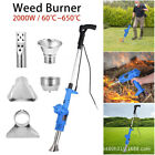 2000w 2m Weed Thermal Lighter Barbecue Burner Heat Gun Gear Thermal Stick