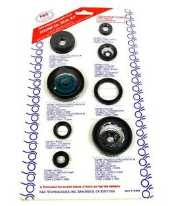 Oil Seal Kit For 1997 Yamaha YZ250 Offroad Motorcycle Winderosa 822117