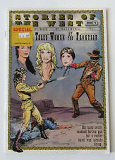Stories Of The West Book #1 (Blackthorne/1985/Women Cowboy Sotries/121655)