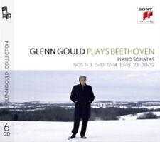 Glenn Gould : Glenn Gould Plays Beethoven: Piano Sonatas Nos. 1-3, 5-10, 12-14,